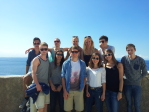 Gruppenfoto Korsika 2014