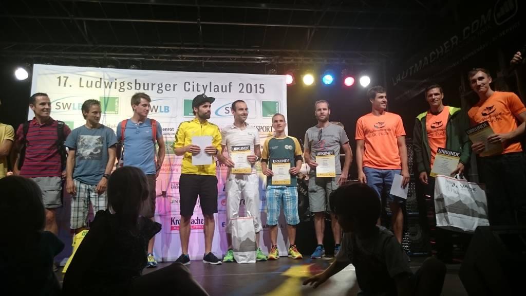 Die Mannschaft des LAZ erreichte den 2. Platz