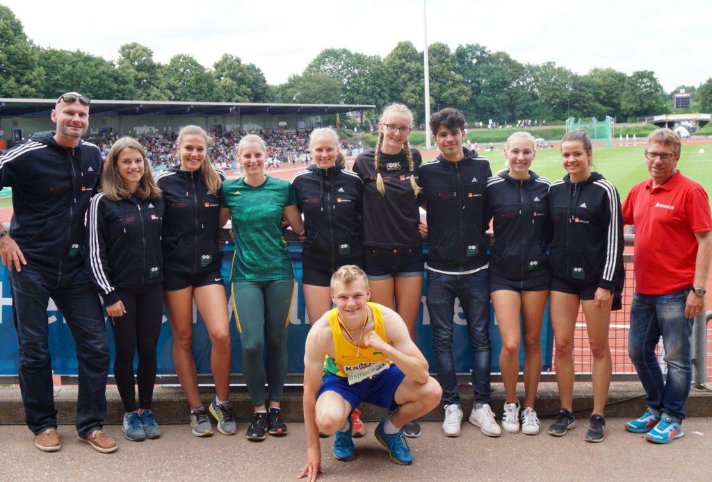 Jugend DM in Mönchengladbach